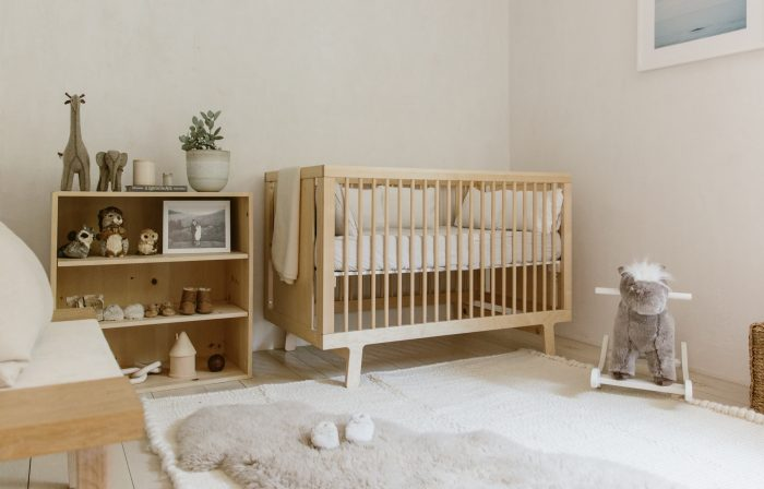 How Our CEO Julia Hunter Created the Calming Nursery of Our Dreams