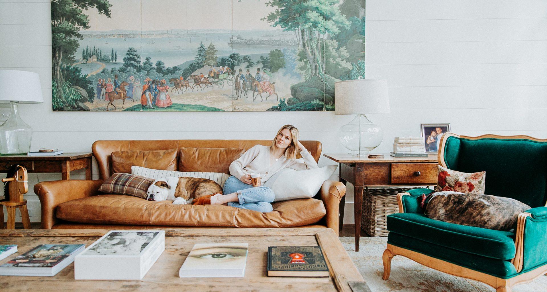 Design Lessons from Brooklyn Decker's Lakeside Home