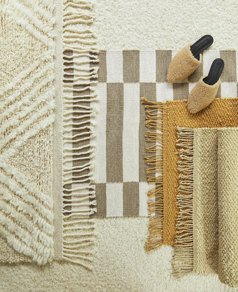 Inside the Jenni Kayne x Lulu and Georgia Rug Collection