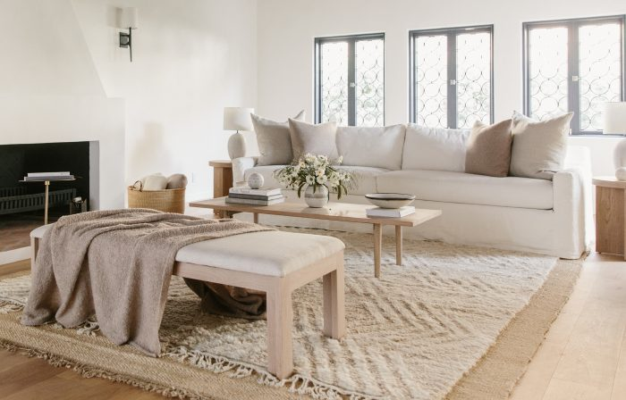 The Rules of Styling Your Room's Rug
