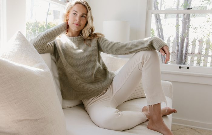3 Spring Sweaters We Can't Stop Wearing