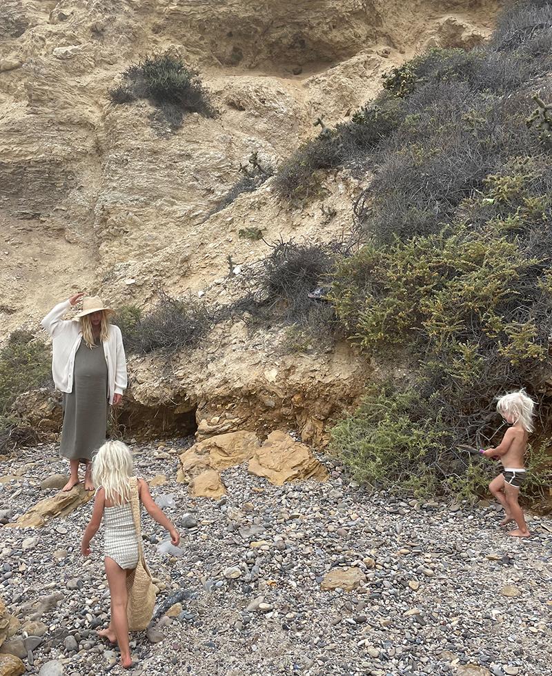 The Beach Essentials This California Creative Swears By