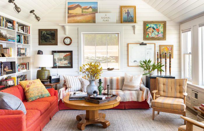 A Peek Inside Tim Pfeiffer's Maury Island Escape