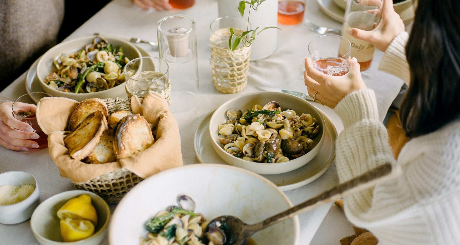 Inside the Pacific Northwest Dinner Party of Our Dreams