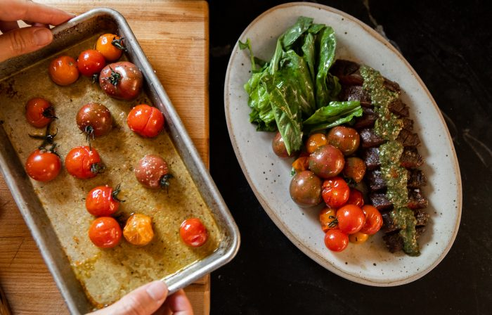 Say Goodbye to Summer With This Inspired Menu