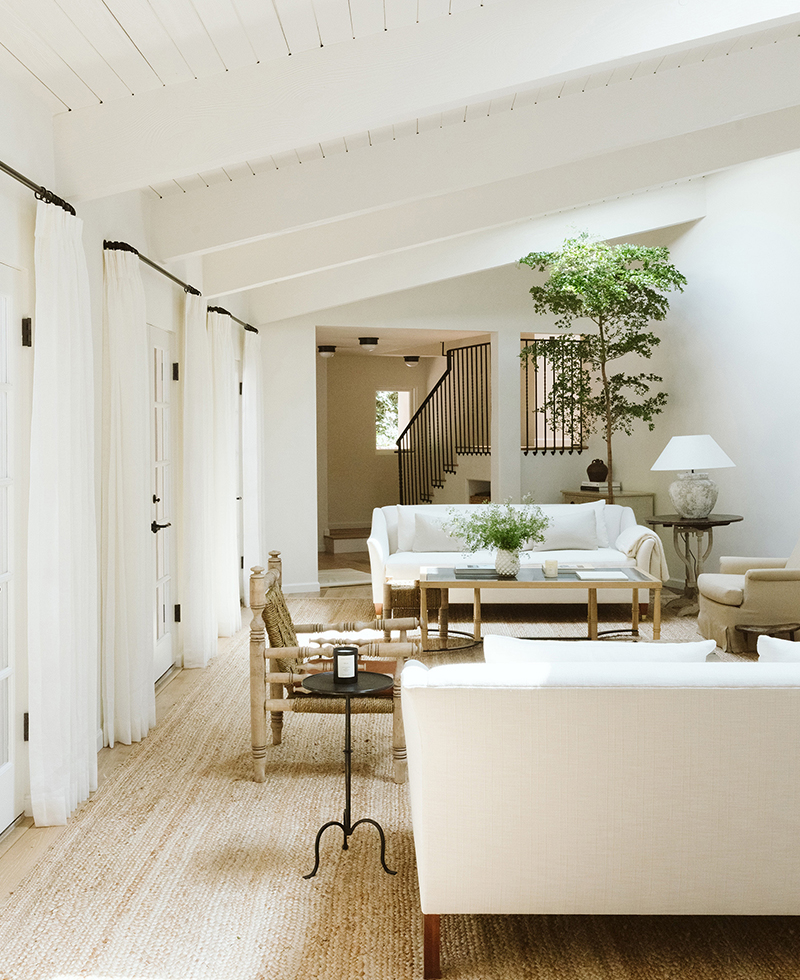 The Interior Designer With a Penchant For Pared-Back Design