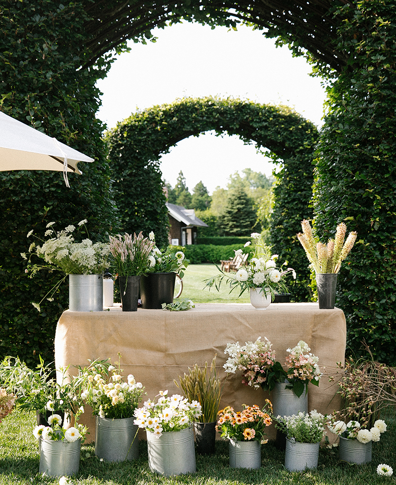 Floral Arrangement Fundamentals With Fox Fodder Farm