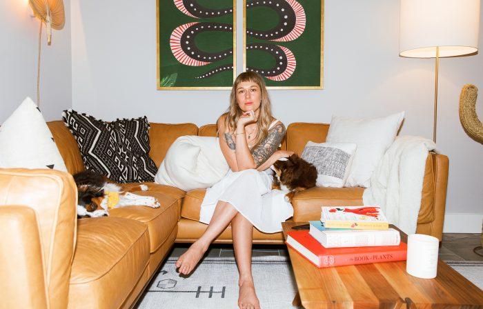 Beauty Lesson: Britta Plug on the Basics of Gua Sha