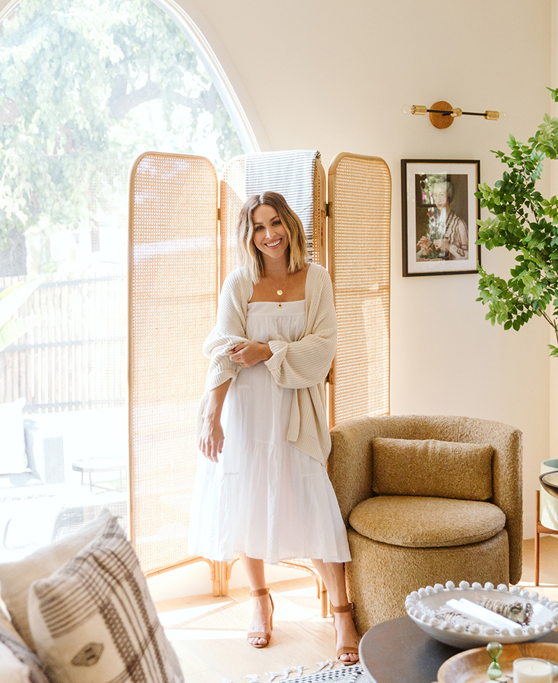 At Home With Create & Cultivate Founder Jaclyn Johnson