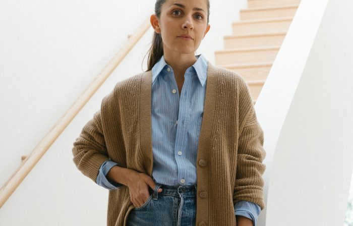 This Stylist's Take on Fall's Best Sweater